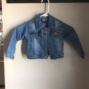 Other - Toddler's Jean Jacket